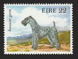 KERRY BLUE TERRIER ** Int'l Dog Stamp Collection **Great Gift Idea