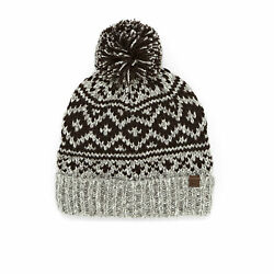 Barts Cartonn Unisex Headwear Beanie Hat - Heather Grey One Size