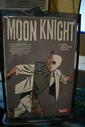 Moon Knight by Jeff Lemire Deluxe Edition Volume 1 Marvel Hardcover NEW SEALED