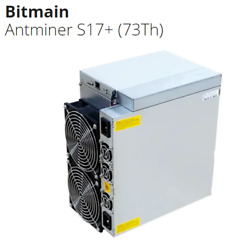 Antminer S17+ 73Th (December pre-order)