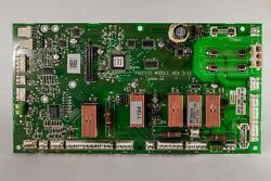 487 193505 Circuit Board Selecta Wascomat Commercial Dryer Reconditioned $195.00