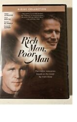 Rich Man Poor Man: The Complete Collection (DVD 2010 9-Disc Set) New & Sealed