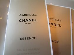 Chanel Gabrielle ESSENCE (new scent) 0.05 ou sample vial on card (4 for you!)