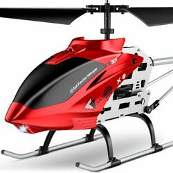 RC Helicopter 18.5quot; Altitude Hold Hover Gyro Stabilizer Alloy 2 Speeds 2 Battery $114.97