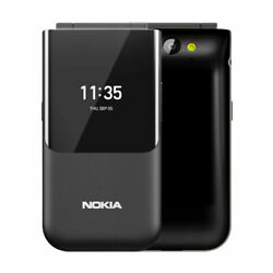 Nokia 2720 Flip 2.8 inches 4GB 512MB Snapdragon 205 GSM Factory Unlocked NEW   $112.99