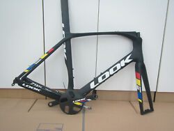 LOOK 795 LIGHT PROTEAM RS FRAMESET LARGE MAT NEW IN THE BOX