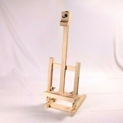 Portable Wooden Table Easel - Holds 12 inches