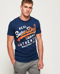 Superdry Mens Vintage Authentic T Shirt $14.75