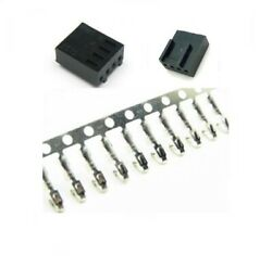 4pin 4 Pin PWM Fan male connector shell housing with female terminal crimp Pins $26.88