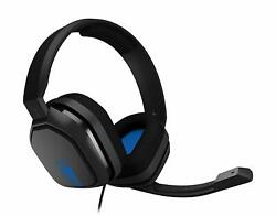 ASTRO Gaming A10 Wired Gaming Headset for Playstation 4 - BlackBlue