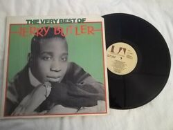 Jerry Butler The Very Best Of LP United Artists UA-LA498 SHRINKWRAP