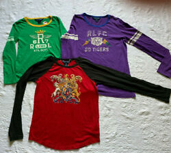 NWOT Ralph Lauren Girls Long Sleeve Top Size 6X L 12 14 XL 16 $10.00