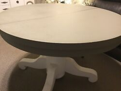 Round dining room table 45 inch round dining table only $300.00