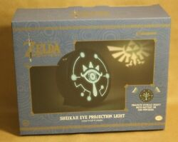 Sheikah Eye Projection Light The Legend of Zelda Breath of The Wild by Paladone $24.99