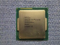 Intel Core i7-4770 SR149 3.40Ghz LGA 1150 Quad Core Desktop CPU Processor