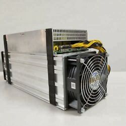 Halong DragonMint T2 17-18TH BTC SHA256 miner with PSU. Better than Antminer S9