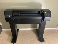 Summa 30 D750 Tangential Drop Knife Vinyl Cutter for Signs and Decals $1,800.00