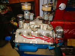 Ford V-8 60 Series Engine
