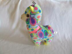 Multicolored Llama Plush Good Stuff Soft and Cuddly for all ages $8.00