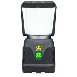 Camping Lantern 1000 Lumens- Bright & Dimmable- Warm & Cool White LED Light Mode $25.95