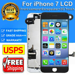 A1778 A1660 For iPhone7 LCD Screen 3D Touch Digitizer Assembly w Front Camera $7.99