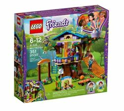 LEGO 41335 Friends Mia's Tree House Building Set 351 pieces NEW UNOPENED