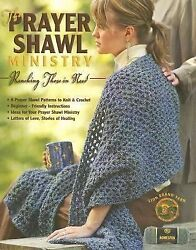 The Prayer Shawl Ministry: Reaching Those in Need Leisure Arts #4225 by Leisu $6.54