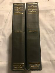 The Travel Diary of a Philosopher Keyserling Volume 1925