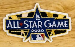 2020 ALL STAR GAME PATCH MLB Baseball Embroidered Los Angeles Iron Sew On LA $7.95