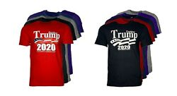 President Trump 2020 Keep America Great Political Election T Shirt Mens MAGA Tee $6.95