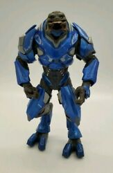 McFarlane Halo Reach Blue ELITE OFFICER 6 Figure GameStop PowerUp Exclusive $26.00