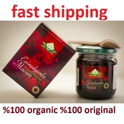 2 box 240gr THEMRA APHRODISIAC GINSENG EPIMEDIUM HONEY PASTE MACUN