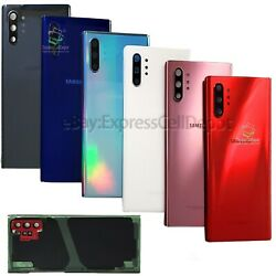 Back Glass Cover Replacement Kit For Samsung Galaxy Note 10 Note10 Plus $13.20