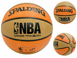 Spalding NBA Cross Traxxion Outdoor performance Basketball Youth Size 5 27.5quot; $15.29