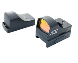 ADE RD3 002 Red Dot Sight with Weaver Picatinny Mount for Pistol Rifle Shotgun $44.69