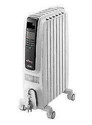 DeLonghi TRD40615E Electric Digital Full Room Radiant Space Heater $99.95