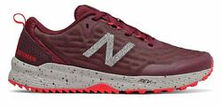 New Balance Women#x27;s NITREL v3 Trail Shoes Red with Purple $29.30