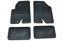 OEM Factory Replacement Floor Mats fits 2002 2004 Escape Black Carpet 4 Piece OE $51.84