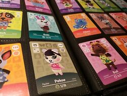 Animal Crossing Amiibo Series 2 Cards #101-200 Mint Authentic! (Choose cards)