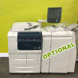 Xerox D95 Monochrome Commercial Laser Printer Copier Scanner 100PPM D125 D110 $8,000.00