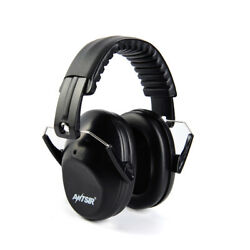 Protection Construction Ear Muffs Shooting Noise Reduction Safety Hunting Sport $14.24