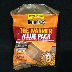 HotHands Toe Warmer Value Pack - 7 Pairs of Warmers - EXP 2023 $7.05