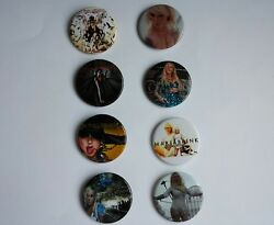 8 ☆ Maria Brink ☆ In This Moment ☆ 1.75quot; Buttons ☆ Pins ☆ HEAVY METAL PINBACKS $9.99