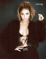 Cassie Scerbo glamour shot autographed photo signed 8x10 #6 $22.50