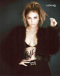 Cassie Scerbo glamour shot autographed photo signed 8x10 #7 $22.50
