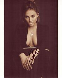 Cassie Scerbo glamour shot autographed photo signed 8x10 #10 $22.50