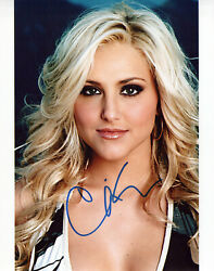 Cassie Scerbo glamour shot autographed photo signed 8x10 #14 $22.50
