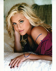 Cassie Scerbo glamour shot autographed photo signed 8x10 #21 $22.50