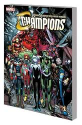 CHAMPIONS TP MARVEL VOL 03 CHAMPION FOR A DAY $15.99