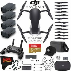 DJI Mavic Air Fly More Combo (Onyx Black) Deluxe Bundle 03 $1,234.00